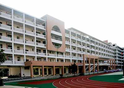 福建省三明市第二中学福建省三明市第二中学校园环境
