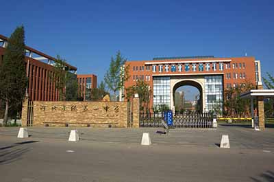 河北省承德市第一中学河北省承德市第一中学校园环境