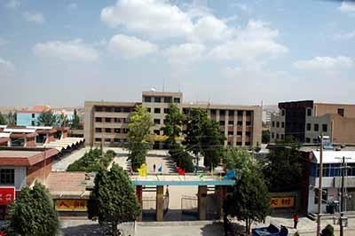 甘肃省会宁县第三中学甘肃省会宁县第三中学校园环境