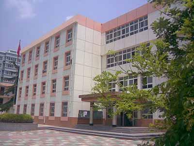 甘肃省西北师范大学第二附属中学校园风景 甘肃省西北师范大学第二附属中学排名,风景,地址